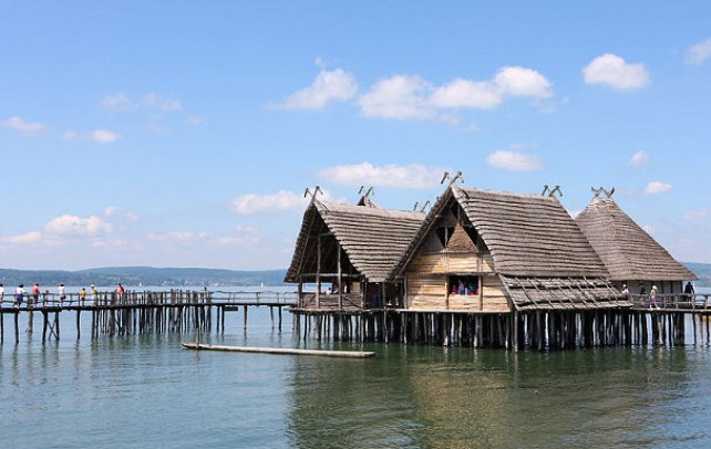 Have your honeymoon at Stilt houses