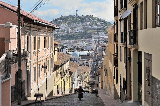 Ecuador hotels are 30% cheaper